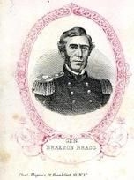 09x078.4 - General Braxton Bragg C. S. A., Civil War Portraits from Winterthur's Magnus Collection